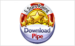 DownloadPipe Logo