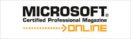 Microsoft Certified Professional Magazine Logo