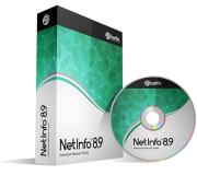 NetInfo Box and CD