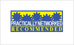 PracticallyNetworked Logo